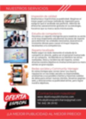 Empresa de reparto de publicidad en jaen