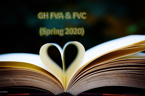 GHFVA/C Spring 2020 --- PRINT + PDF