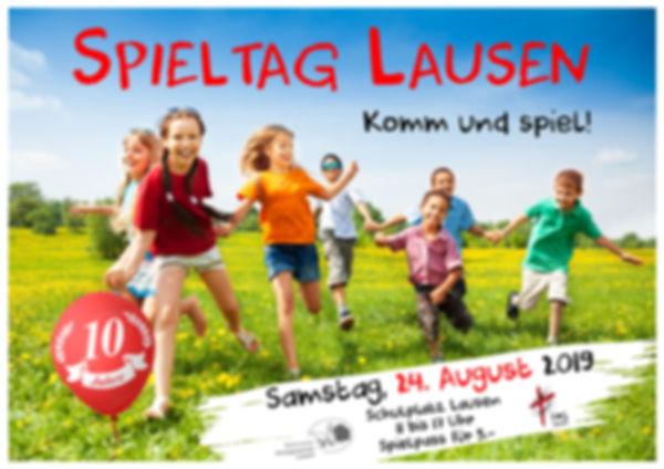 Spieltag Lausen 24.08.2019