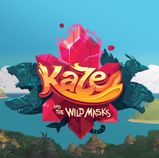 Kaze and the Wild Masks - Banner