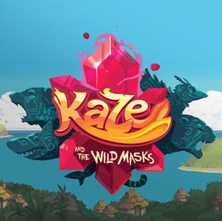Kaze and the Wild Masks - Banner
