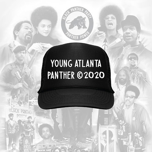 Young Atlanta Panther 2020 Trucker
