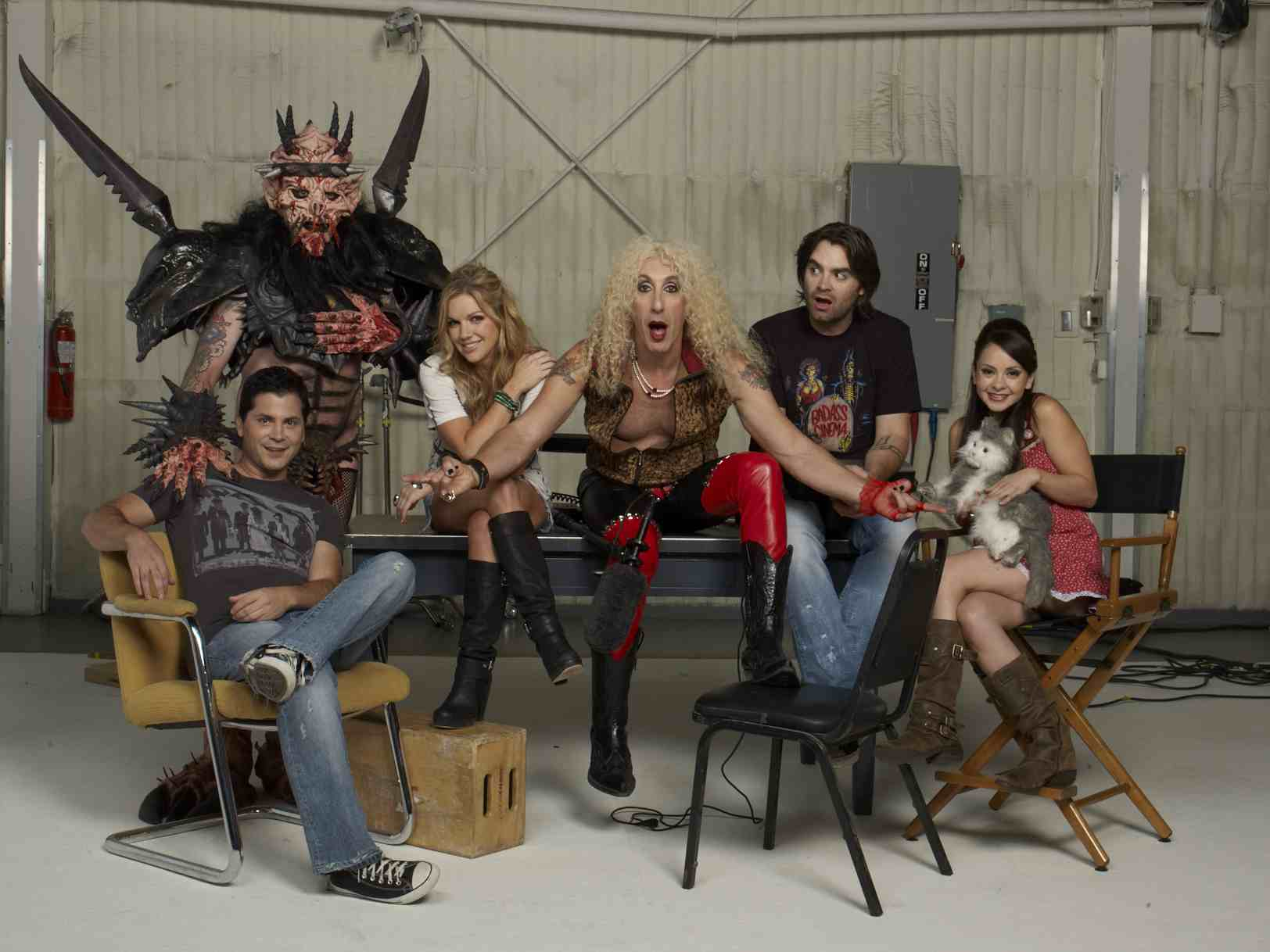 The Full Cast of Holliston