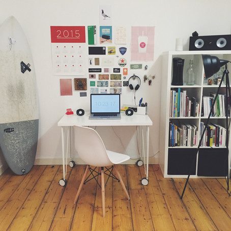 5 Remote Working Habits I Live By