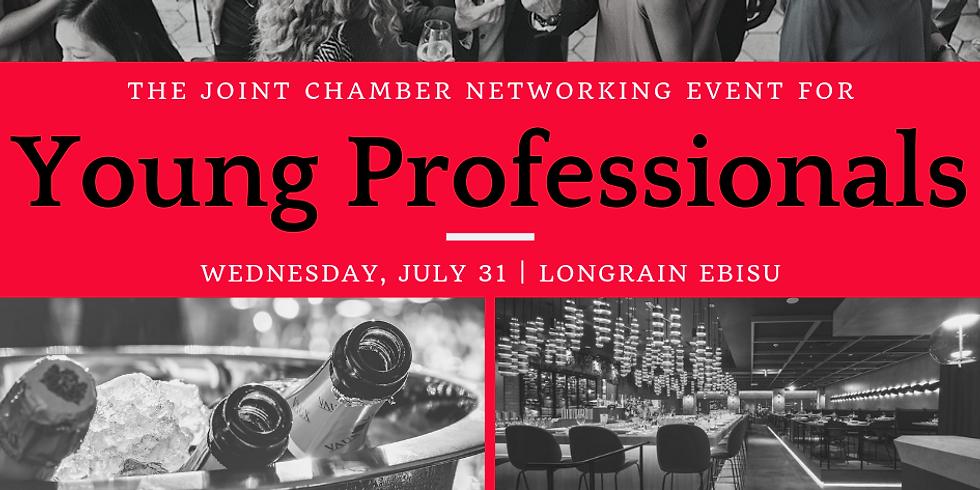Young Professionals Networking at Ebisu Longrain