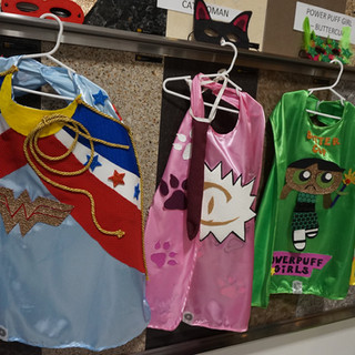 Capes for Kids 2019