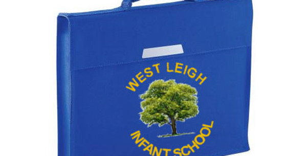 Book Bag With Logo (WLQD452)