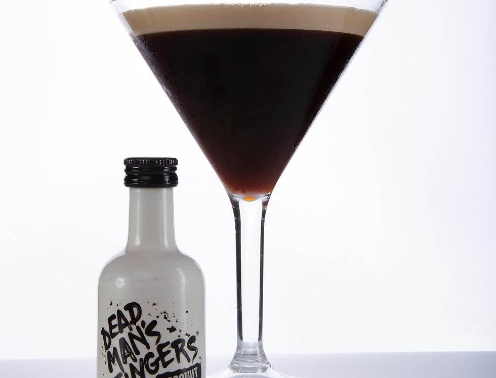 Coconut Espresso Martini