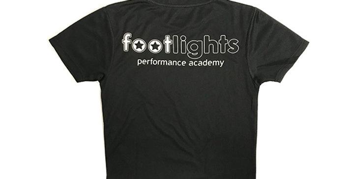 JC001B T-Shirt in black