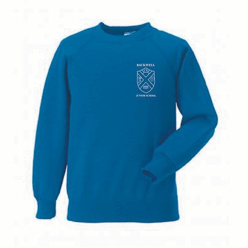(BJS) Embroidered Kids Sweater
