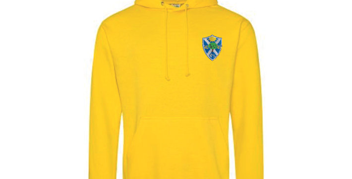 Hoodie Yellow (Sycamore) (BF)