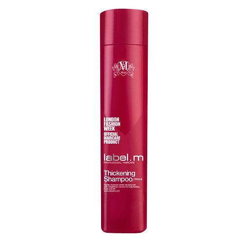label.m Thickening Shampoo