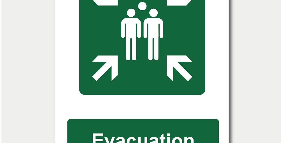 Evacuation Assembly Point