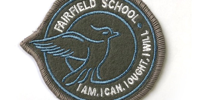 Embroidered Badge (FFBDG)