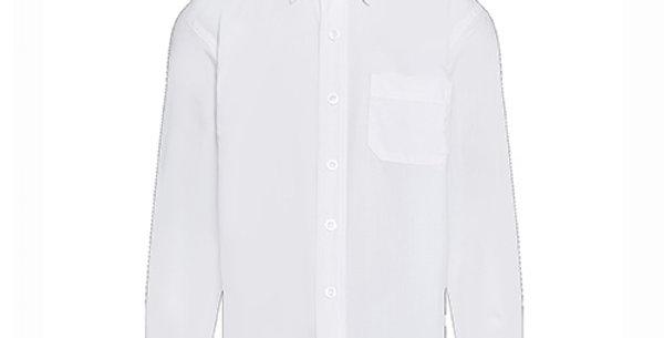Boys White Shirt Long (FFDL50)