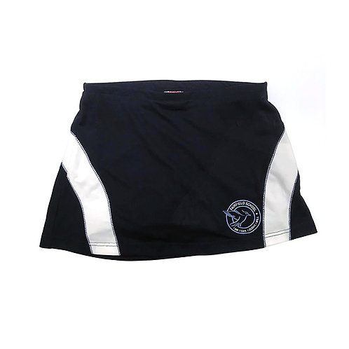 Girls Navy Skort (FFDL909)