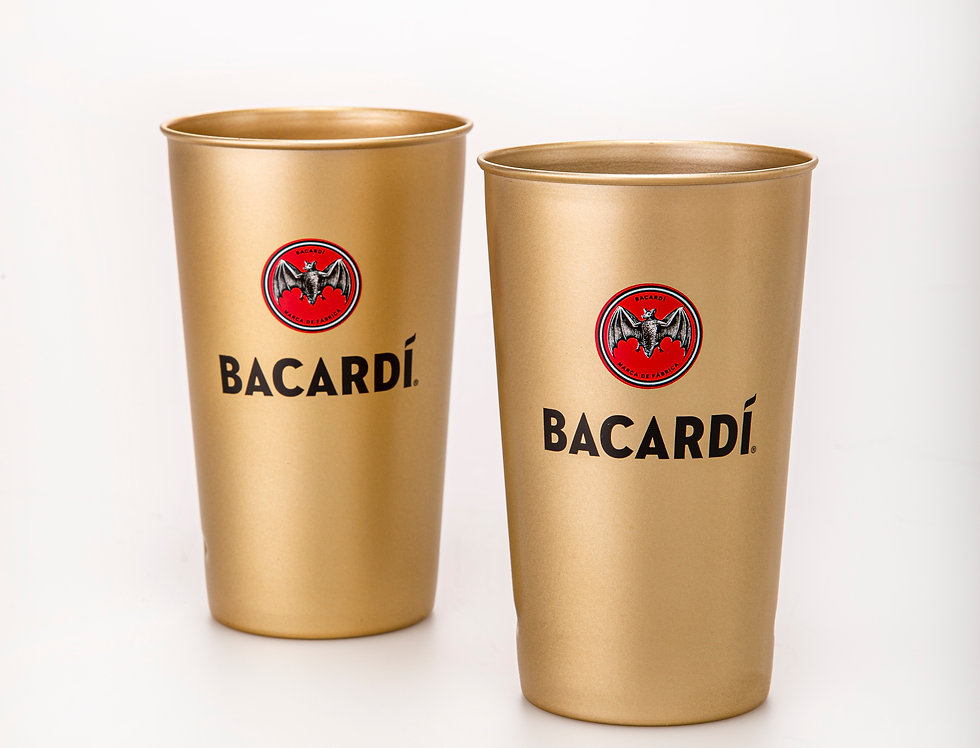 Barcardi Tins (Twin Pack)