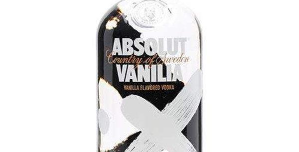 70cl Absolut Vanilla