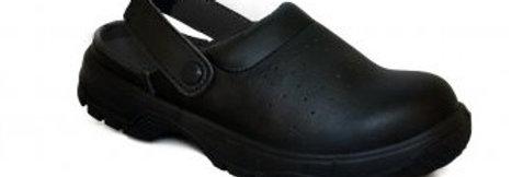 CG002Comfort Grip Sandal with Heel Strap