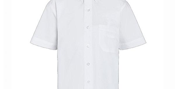 Boys White Shirt Short (FFDL51)