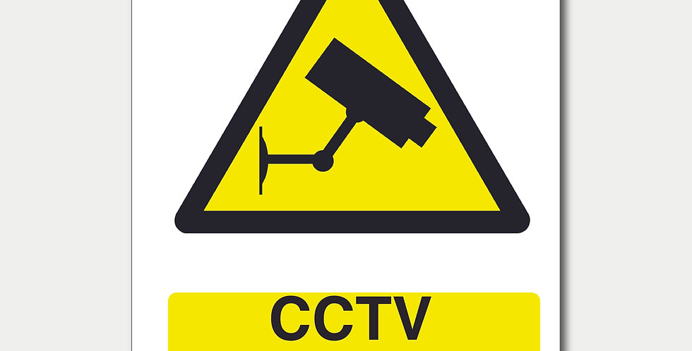 CCTV with info
