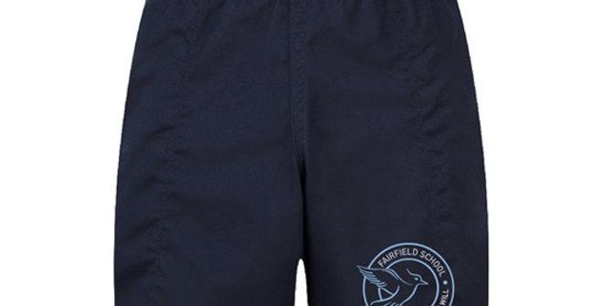 Girls Sport Shorts Navy (FFDL1)