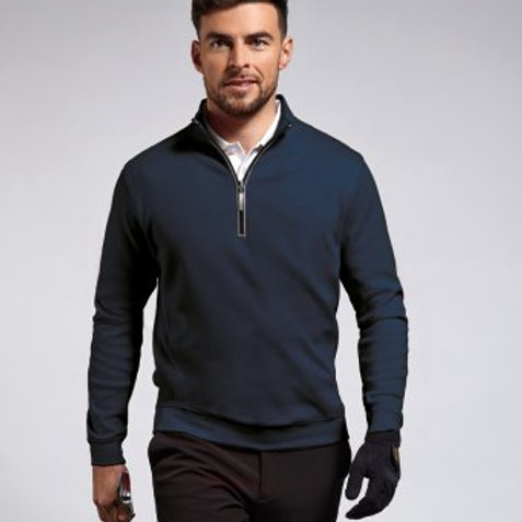 Glenmuir GM94 Zip Neck Sweater