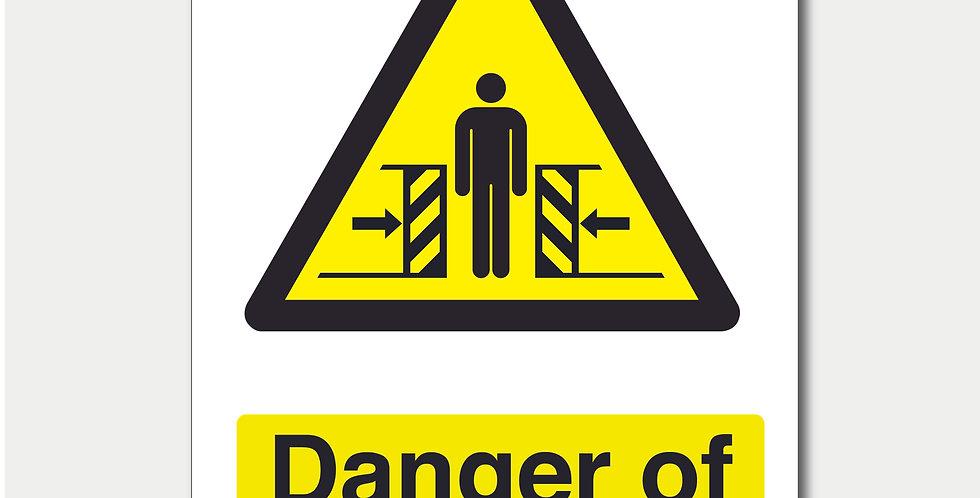 Danger of Crushing