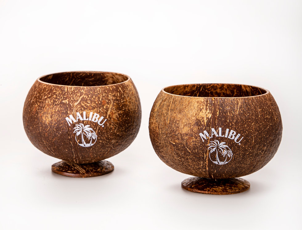 2 Coconut Cups