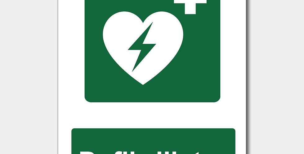 Defibrillator Point
