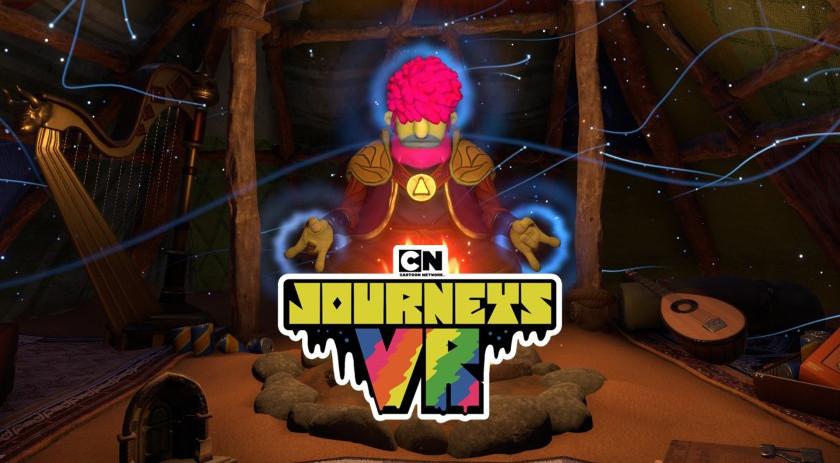 Cartoon Network: Journeys VR