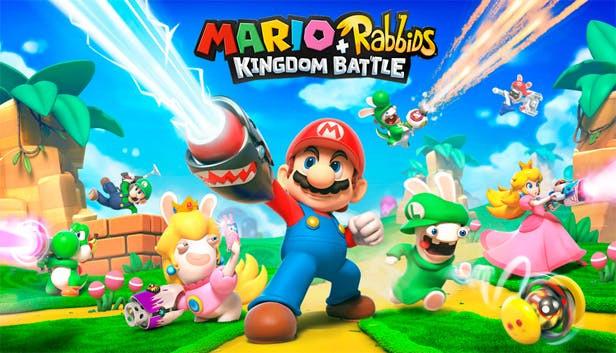 Mario+Rabbids Kingdom Battle