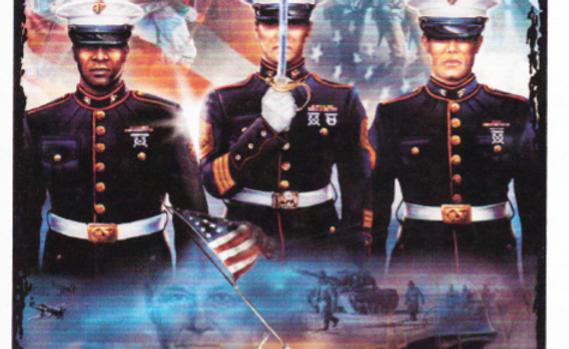 DAV Marine Corps T-Shirt