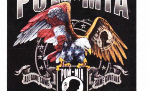 DAV POW-MIA American Eagle T-Shirt