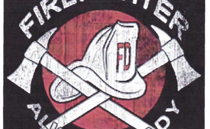 DAV Firefighter Always Ready T-Shirt