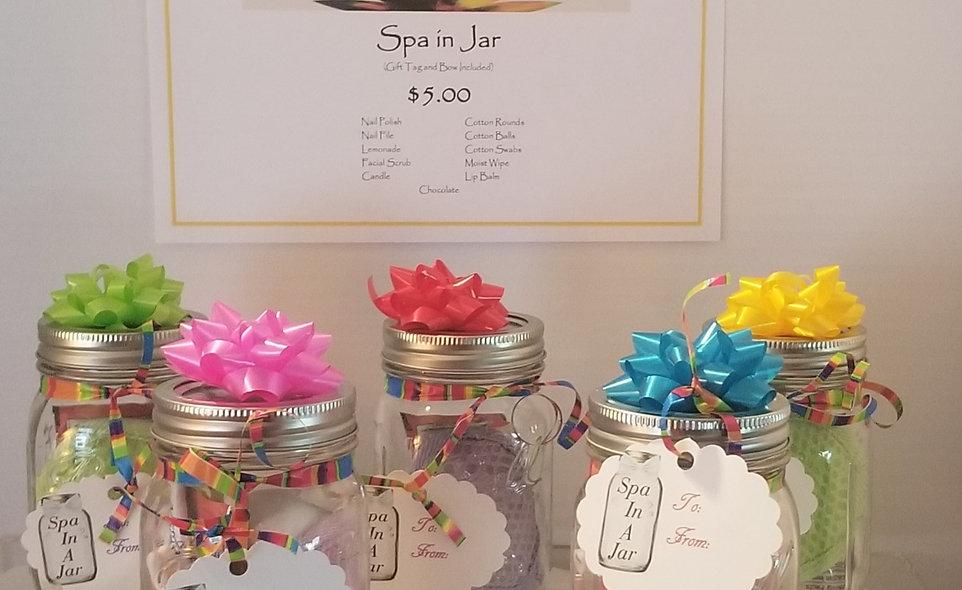 B-Stone Spa in a Jar