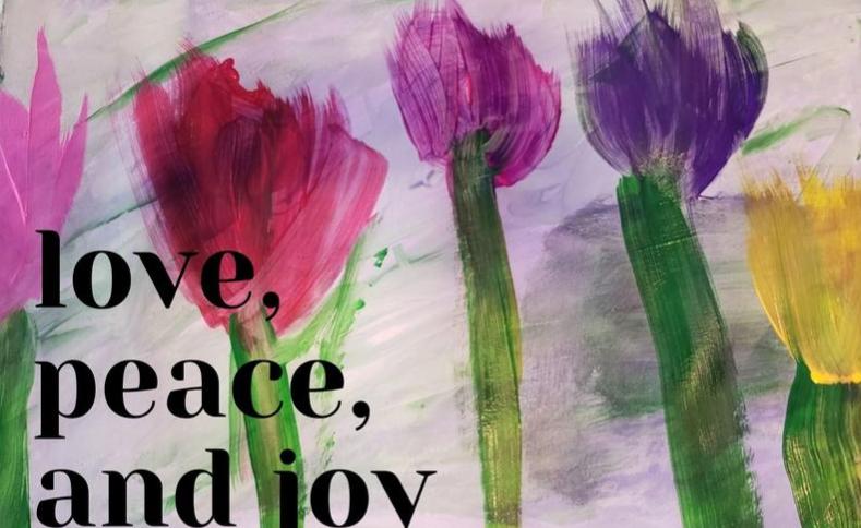 BelieveDesignsEG Love, Peace and Joy