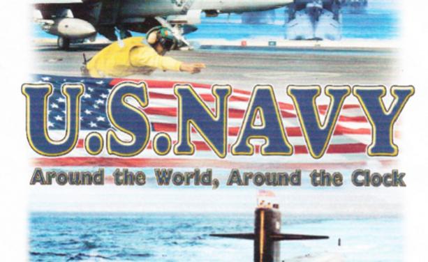 DAV Navy T-shirt