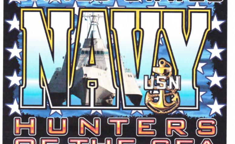 DAV Hunters of the Sea T-Shirt