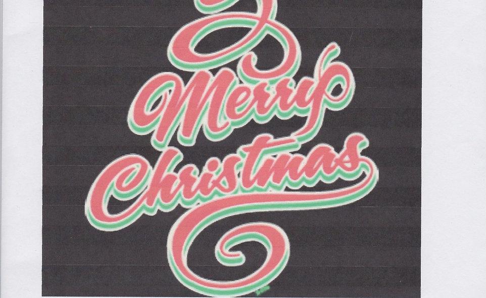DAV Christmas Tree T-Shirt