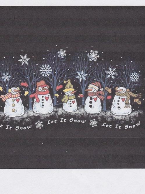 DAV Let it Snow T-Shirt