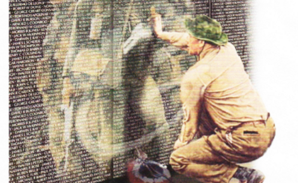 DAV Vietnam Wall T-Shirt
