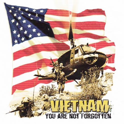 DAV Vietnam Not Forgotten T-Shirt