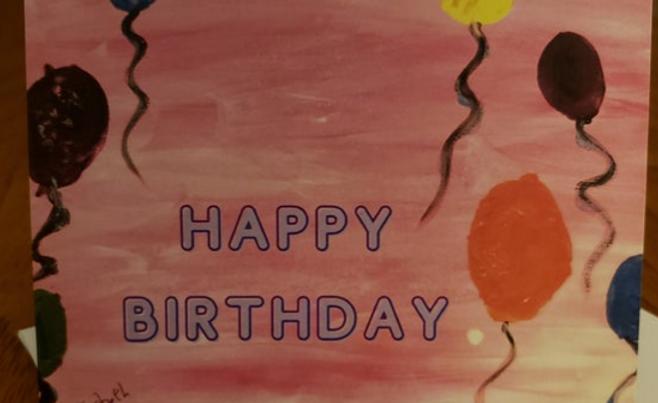 BelieveDesign Happy Birthday