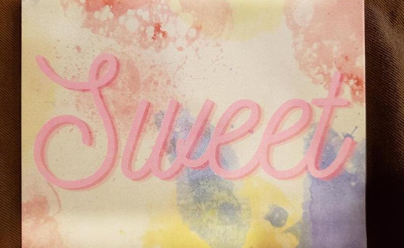 BelieveDesignsEG 6 Sweet Postcards/Envelopes