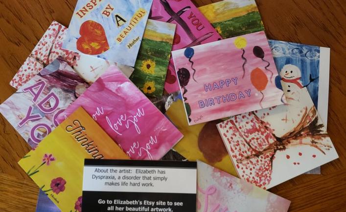 BelieveDesignsEG Mix and Match Postcards