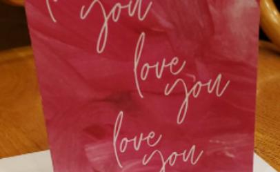 BelieveDesign Love You