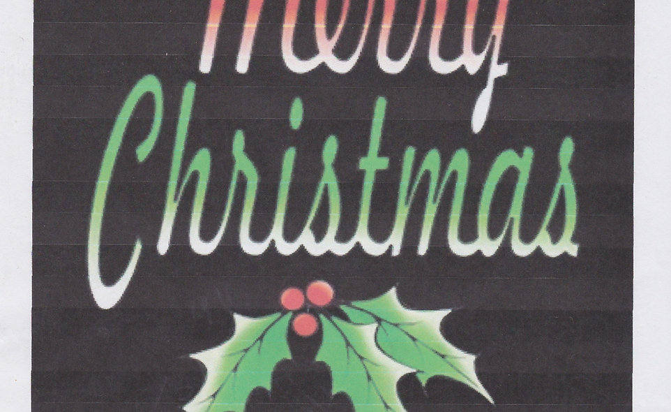 DAV Merry Christmas T-Shirt