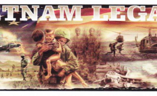 DAV Vietnam Legacy T-Shirt