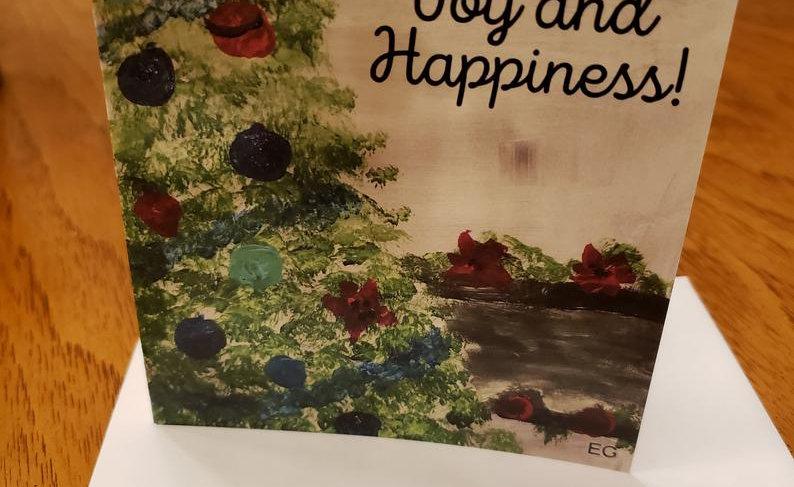 BelieveDesignsEG 4 Holiday Cards/Envelopes